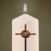 Kerze für Joachim Krieger für